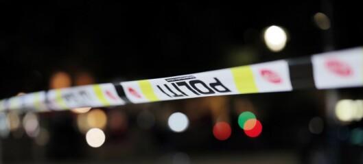 Person funnet med stikkskader på Grønland i Oslo