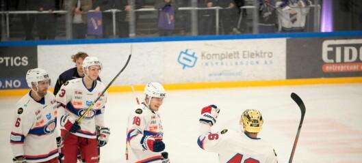 Vålerenga fortsatt hockeystorebror etter sjokkåpning og etterlengtet seier mot Grüner ishockey