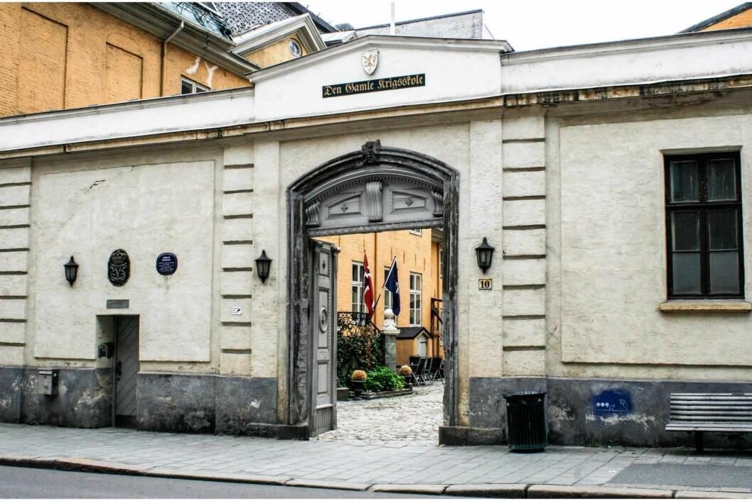 Den gamle krigsskolen skal være forsømt og ha store investeringsbehov. Foto: Oslo Byes Vel