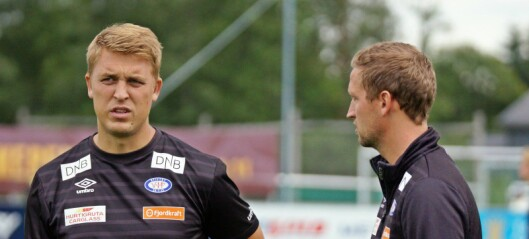 Ny hovedtrener for Skeids A-lag, Gard Holme, ønsker å bygge opp et lag for framtiden i Skeid