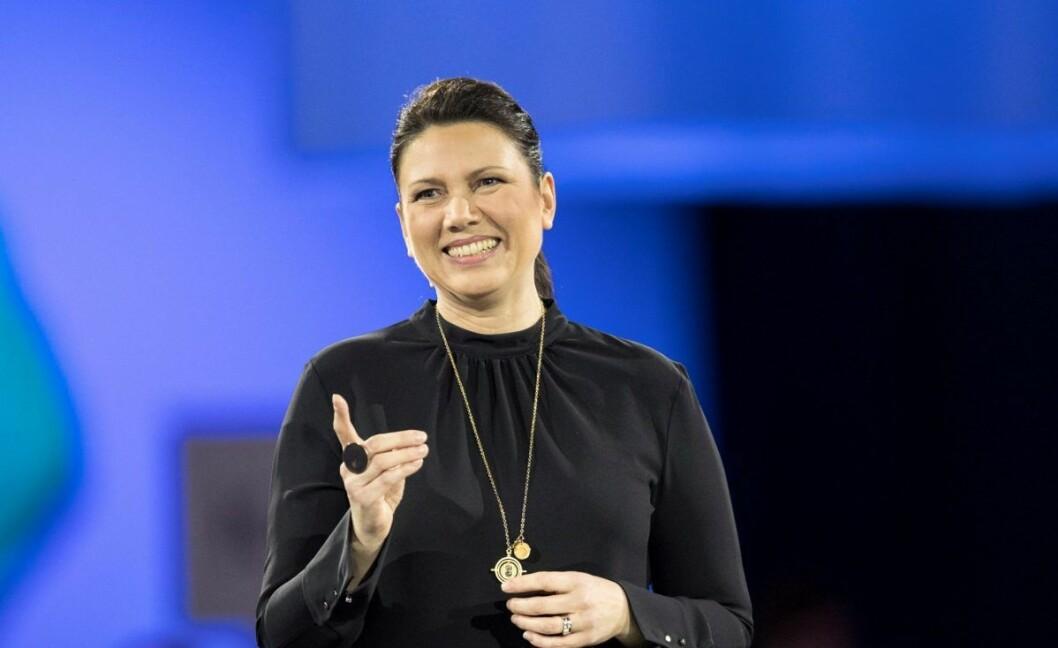 Ved stortingsnominasjonen i Oslo Høyre for snart tre år siden ble Heidi Nordby Lunde nominert på fjerdeplass. Året etter ble hun også leder av fylkespartiet. Foto: Vidar Ruud / NTB scanpix