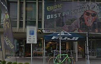 Spesialbutikk innen sykkel, Birk Sport, er konkurs. Har utsalg på Torshov og Alnabru