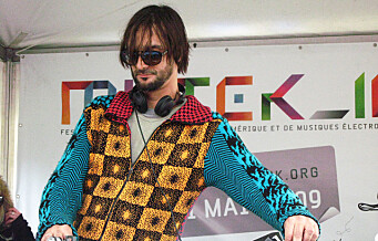 En av verdens mest innflytelsesrike DJ-er besøker Oslo