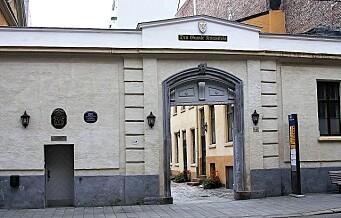 Salget av Den gamle krigsskolen i Kvadraturen utsatt i tre måneder