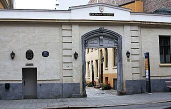 Stortingsflertallet vil overføre Den Gamle Krigsskolen til stiftelse