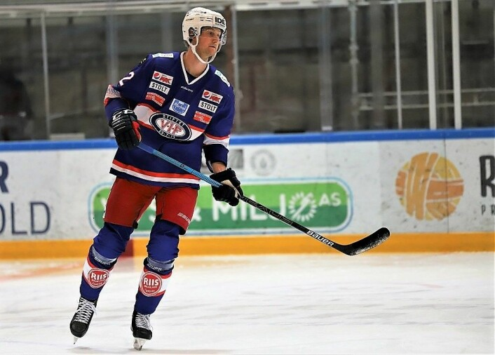 I to sesonger har Vålerenga en avtale om å holde på Jørgen Karterud. Foto: André Kjernsli