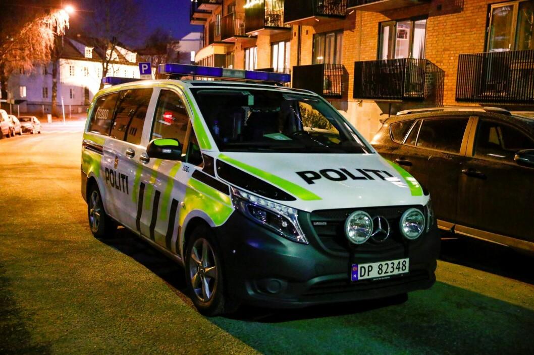 Flere skudd ble avfyrt i området Bjølsen – Torshov fredag kveld. En mann ble truffet i armen. Foto: Terje Pedersen / NTB scanpix