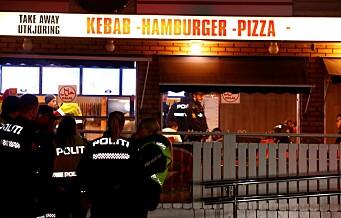 21 år gammel mann skutt og drept i Prinsdal på Søndre Nordstrand