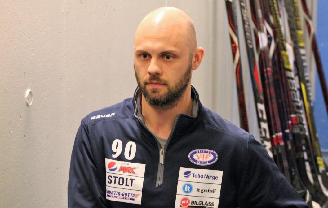 Daniel Sørvik må trene knallhardt for å komme tilbake til neste år. Foto: André Kjernsli