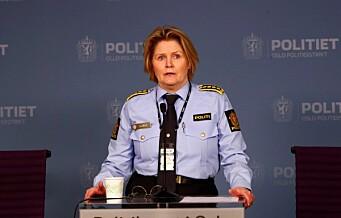 Politiet om Prinsdal-drapet: - Fremstår som et målrettet drap med ukjent gjerningsmann