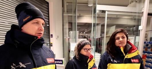 Natteravn om Prinsdal-drapet : - Jeg hørte et skudd