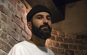 Zola-prisen til den muslimske homoaktivisten Thee Yezen Al-Obaide