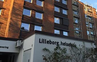Politiet søker etter en mann (76) som har blitt borte fra Lilleborg helsehus
