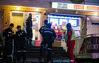 Det var Halil Kara (21) som ble skutt og drept i Prinsdal
