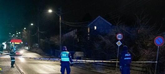 Gutt i barnehagealder påkjørt og drept ved fotgjengerfelt i krysset Tråkka og Stasjonsveien