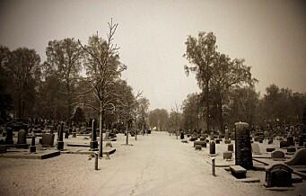 Ari Behn gravlegges på Vår Frelsers gravlund