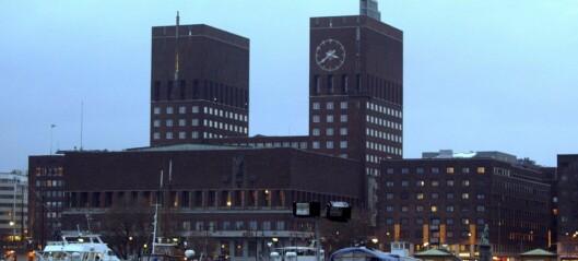 Flomvarsel for Oslo: Vannstanden i fjorden kan bli 1,3 meter høyere enn normalen