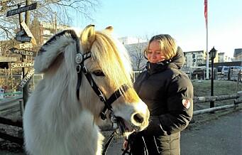 Hestene på Kampen økologiske barnebondegård har fått penger til en utslippsfri bil. Men de fossilfrie bilene er ikke sterke nok