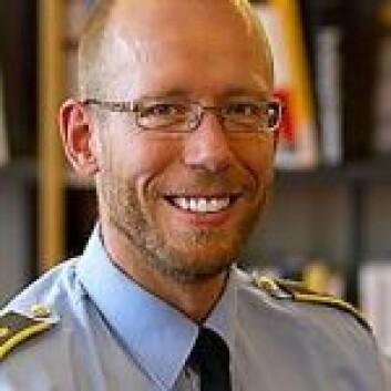 Ifølge politiadvokat Kai Spurkland kan vektere bruke noe makt i enkelte situasjoner. Foto: Politihøgskolen