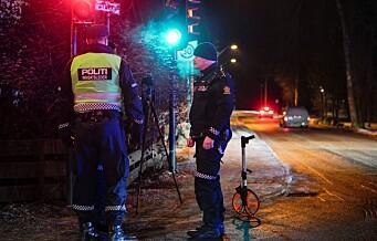 Politiet etterlyser vitner etter at toåring døde etter påkjørsel på Slemdal