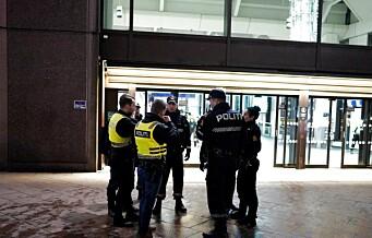 Mann stukket ned med kniv på Oslo S
