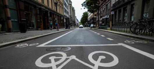 Her kommer de nye sykkelveiene i Oslo i 2020. Se oversikten