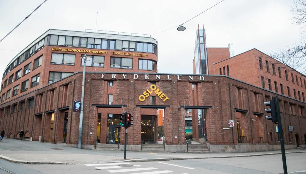 OsloMet har i dag campus i Pilestredet i nedre del av St.Hanshaugen i Oslo, på Kjeller i nærheten av Lillestrøm og i Sandvika. En campus-avdeling i Søndre Nordstrand kan løfte hele bydelen og gi mer variasjon av utdanningsbakgrunner i befolkningen, sier Farukh Qureshi.