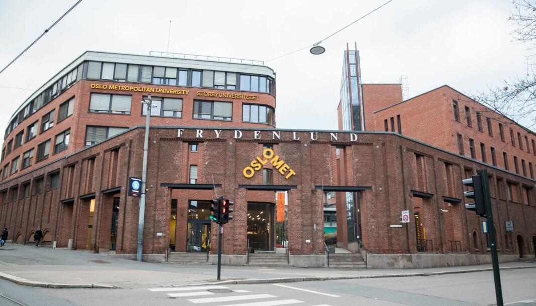 OsloMet og Universitetet i Oslo venter nå bare på pengene fra regjeringen for å kunne gi grønt lys for nye studenter.