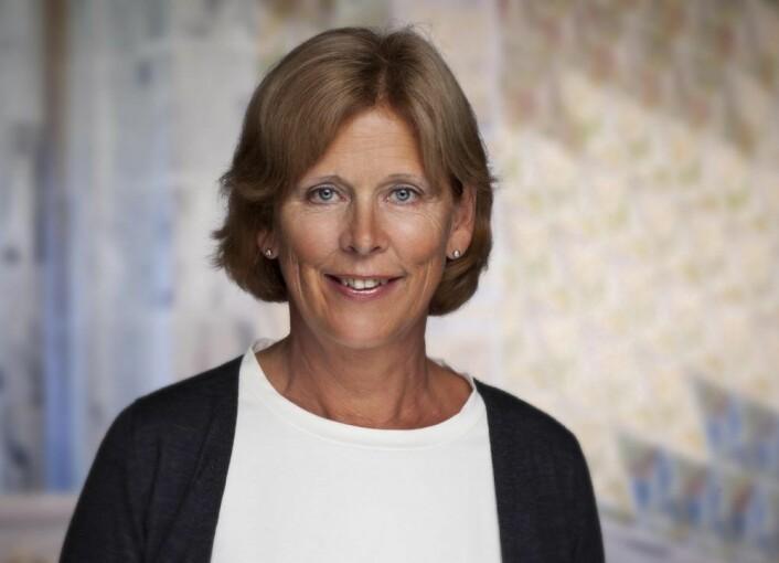 Camilla Wilhelmsen i Frp støtter Oslo Stupeklubb i kampen for et fullverdig stupeanlegg Foto: Sturlasson / Oslo kommune