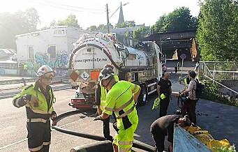 Sporveien har vedtatt en bot på en million kroner etter oljelekkasjen på Ryen våren 2018