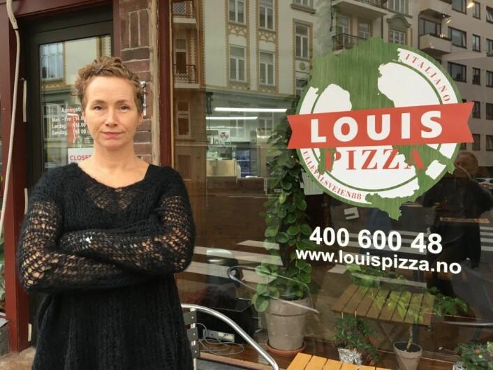— Det er viktig å si at denne saken er større enn Louis Pizza. Hadde vi blitt kjent skyldig ville det skapt en masse problemer i norsk arbeidsliv. Foto: Vegard Velle