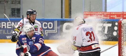 Vålerenga ishockey + Lillehammer = spenning