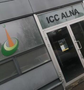 ICC Alna ligger på Haugerud senter. Foto: Arshad Jamil