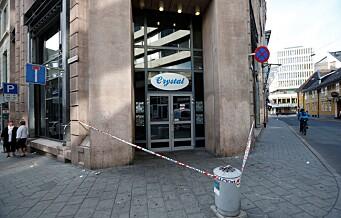 Mann i retten tiltalt for tre drapsforsøk i Møllergata i 2012. Gjengoppgjør, mener politiet