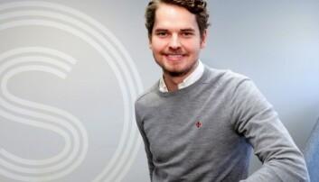 Jonas Virtanen er styreleder i SiO.