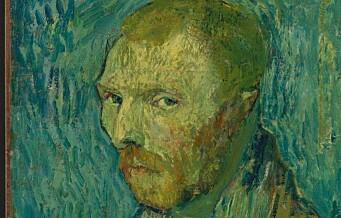 Nasjonalmuseets selvportrett av van Gogh er ekte