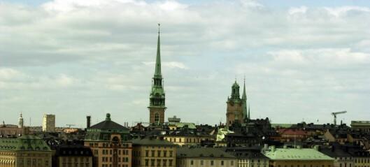 Oslo - Stockholm med tog på under tre timer: - Vi er klare. Nå er det opp til politikerne