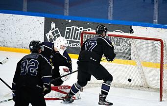 Grüner ishockey møtte sin overmann borte mot Storhamar