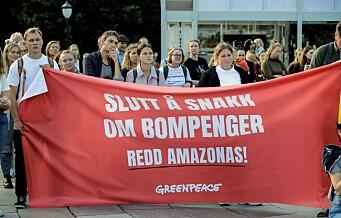 Folk i Oslo-området blir mer positive til bompenger