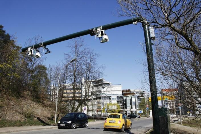 I 2019 kom det nye bommer, og det ble innført et nytt takstsystem i Oslo. Foto: Aleksander Krogsvold Johansen / NTB scanpix