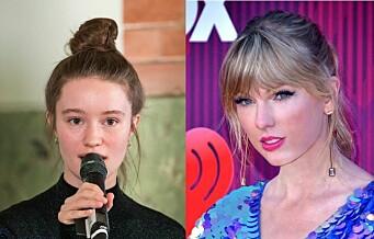 Den amerikanske superkjendisen Taylor Swift (29) kommer til Voldsløkka i juni
