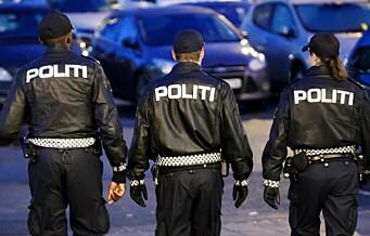 Politiet jakter mulig bevæpnet person etter slagsmål i Osterhaus gate