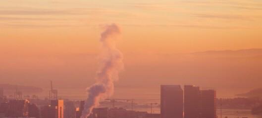 Høyre krever tiltak mot helsefarlig Oslo-luft: - Miljøfartgrense på alle hovedveier og vårrengjøring nå