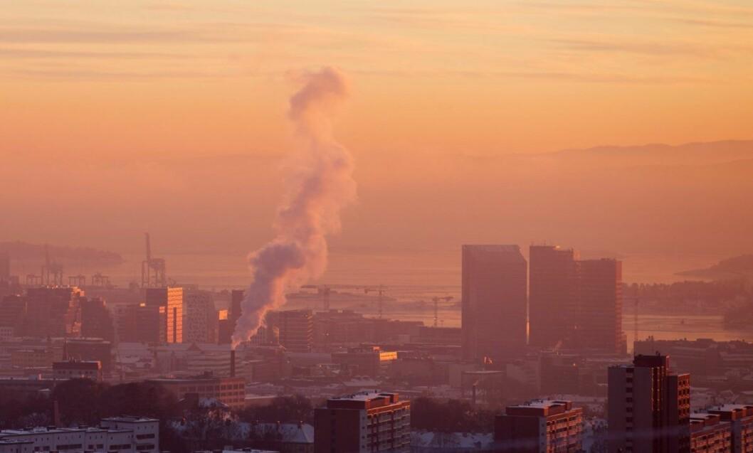 Sist uke ble det målt helefarlig luft fem forskjellige steder i Oslo. Arkivfoto: Håkon Mosvold Larsen / NTB scanpix