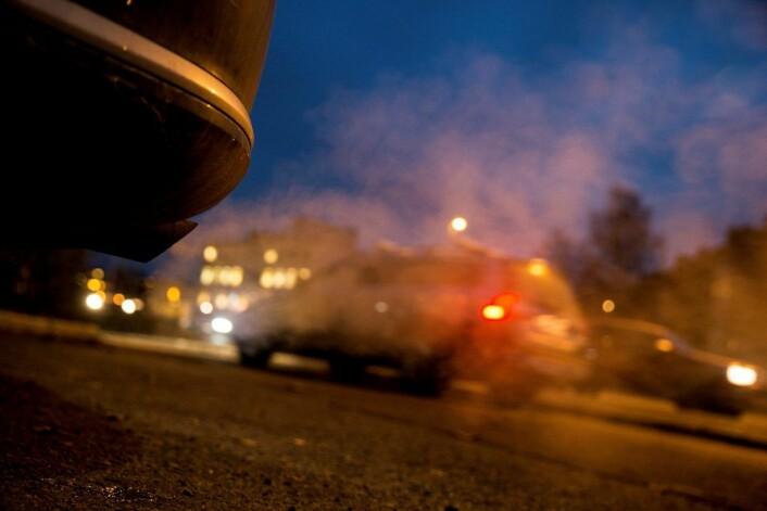 � Miljøfartsgrenser må innføres på alle hovedveier, og settes inn når luftkvaliteten blir for dårlig, sier Anne H. Rygg (H). Foto: Håkon Mosvold Larsen / NTB scanpix