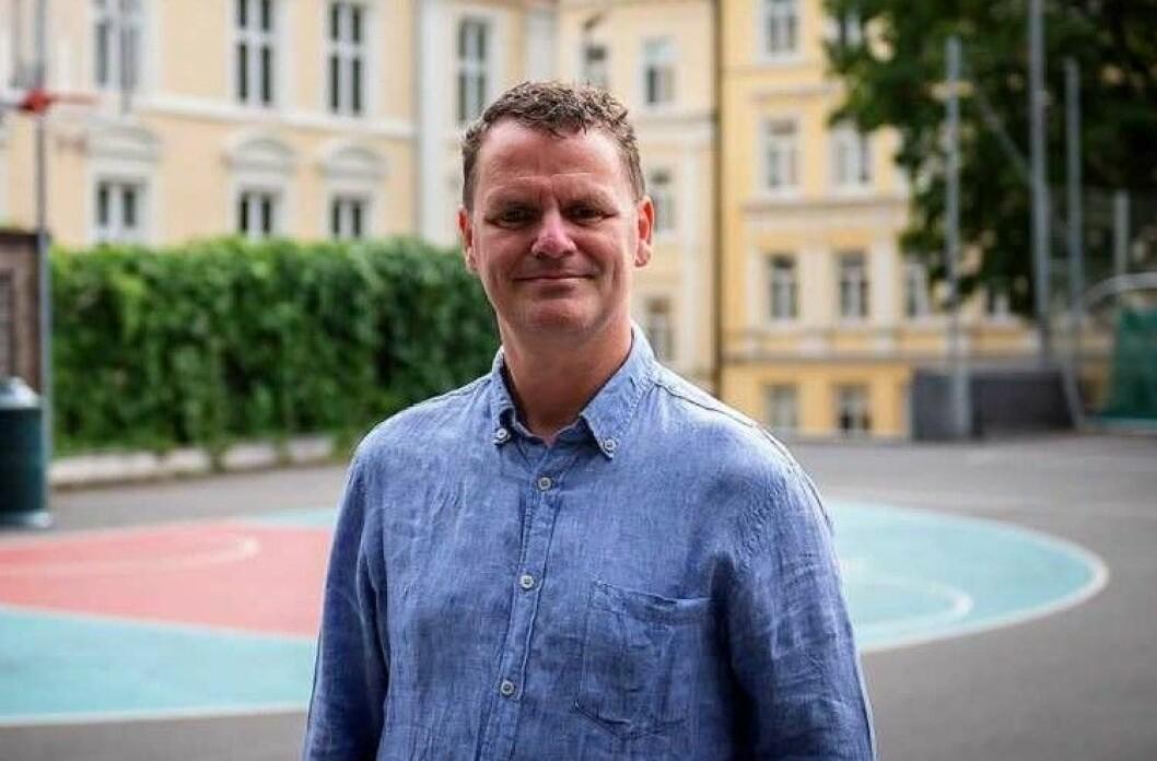 � Dette handler jo ikke om bilkjøring. Men om et kulturarrangement som varer i en dag, sier leder av Frogner bydelsutvalg, Jens J. Lie (H). Foto: Morten Lauveng Jørgensen