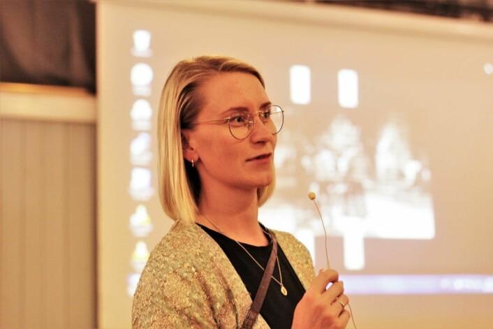 � Plan- og bygningsetaten må vurdere om de ikke tolker regelverket for strengt, mener Line Oma (Ap). Foto: André Kjernsli