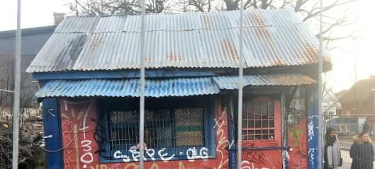 Sota-kiosken på Vålerenga kan bli flyttet snart. Og det er slett ikke sikkert at den kommer tilbake til Sotahjørnet