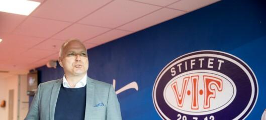 Odd-trener Dag-Eilev Fagermo blir ny VIF-trener