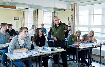 Aldri har flere kommet gjennom videregående skole i Oslo. Se oversikten over hvordan de enkelte skolene gjør det
